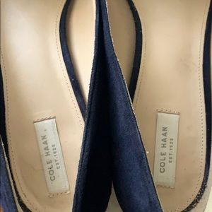 Cole Haan Shoes - Cole Haan navy shoes